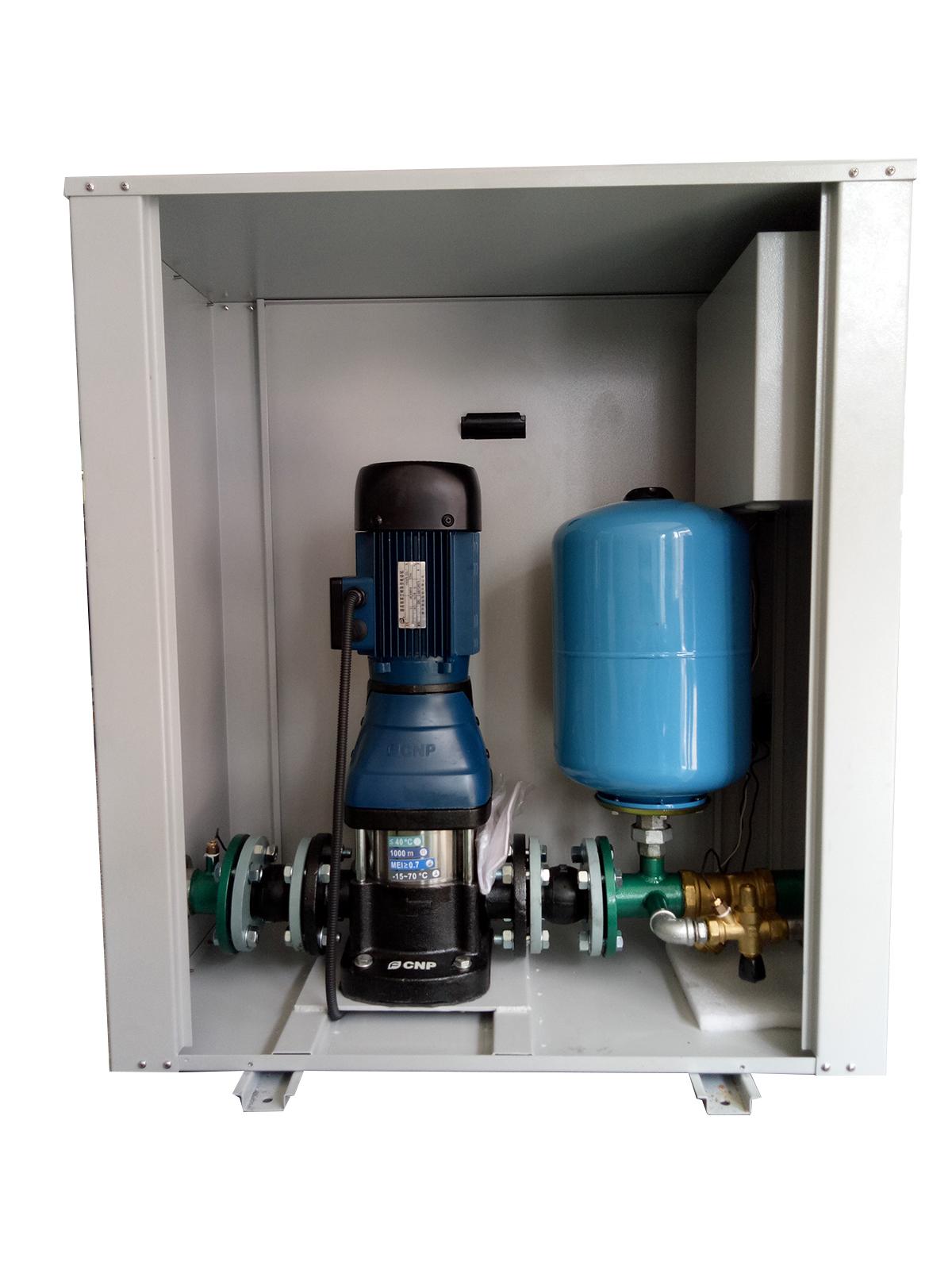 地源热泵水力模块