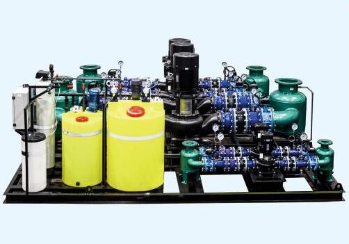 山东智能水力输配系统